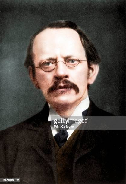 JJ Thomson British physicist 18961916 Joseph John Thomson discovered the electron and was a pioneer of nuclear physics In 1896 at Cambridge he began...
