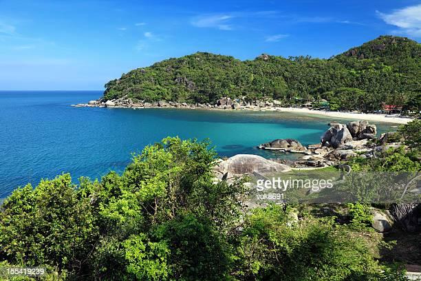 Thong Takian Beach panorama