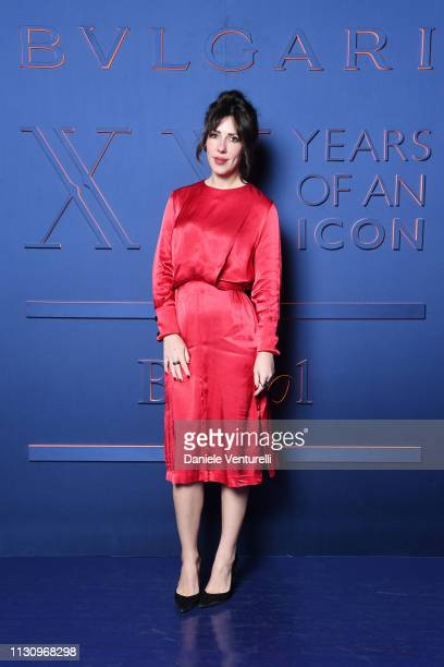 Thony attends the Bvlgari BZERO1 XX Anniversary Global Launch Event at Auditorium Parco Della Musica on February 19 2019 in Rome Italy