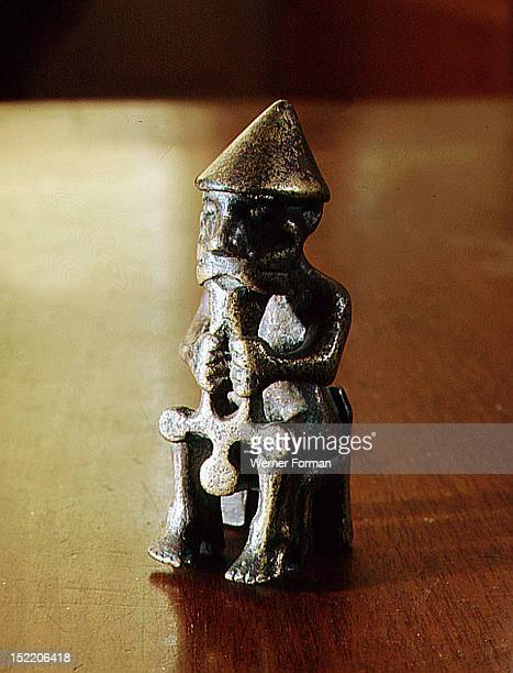Thor Front view Iceland Viking c 1000 AD