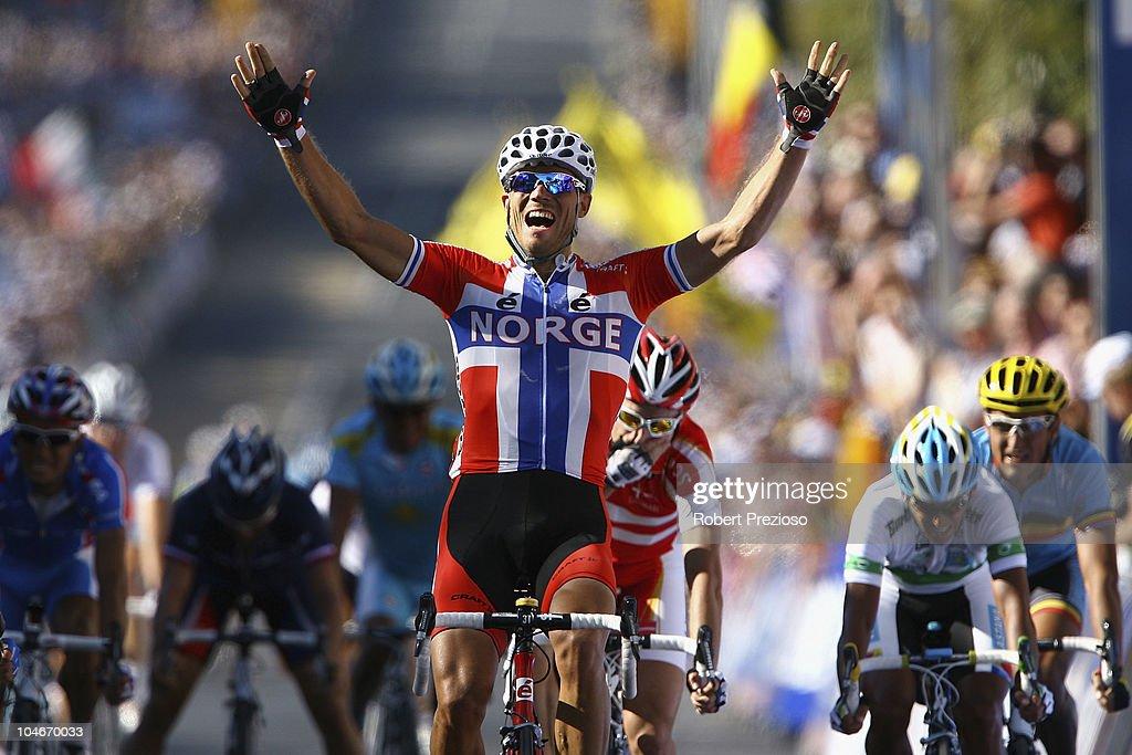 2010 UCI Road World Championships - Day 5 : News Photo