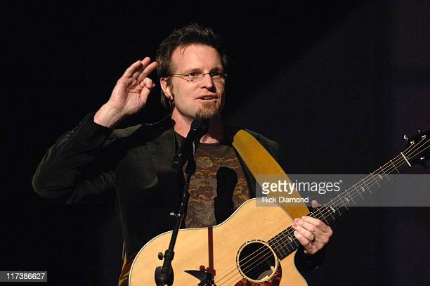 Thor Ramsey during 38th Annual GMA DOVE Awards - Pre Show at Grand Old Opry in Nashville, Tennessee, United States.