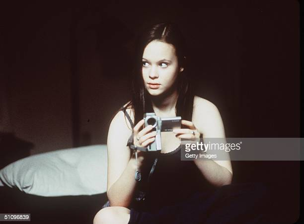 Thora Birch As Jane Burnham In Dreamworks Pictures' 'American Beauty'