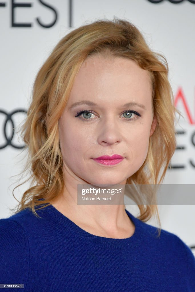 Thora Birch attends the screening of 'The Disaster Artist' at AFI FEST 2017 Presented By Audi at TCL Chinese Theatre on November 12, 2017 in Hollywood, California.