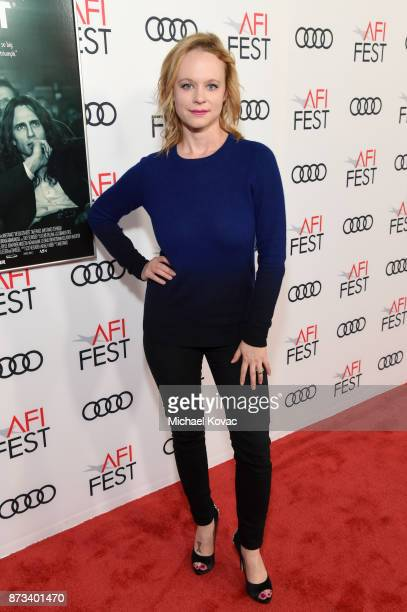 Thora Birch attends the screening of 'The Disaster Artist' at AFI FEST 2017 Presented By Audi at TCL Chinese Theatre on November 12 2017 in Hollywood...