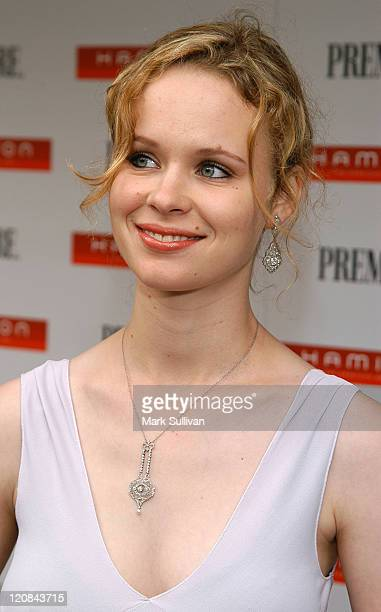 Thora Birch during First Annual Timeless Style Awards Breakfast at Viceroy in Santa Monica California United States