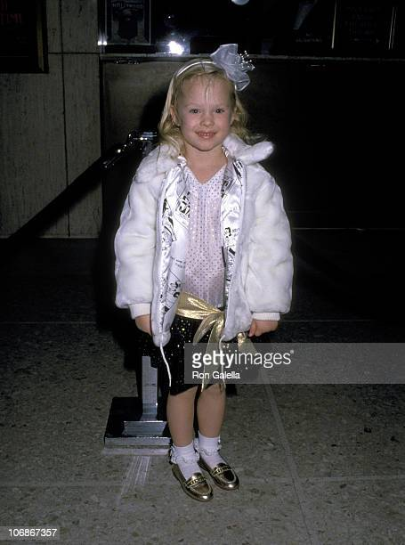 Thora Birch during Premiere of Day by Day December 6 1988 at Cineplex Odeon Cinemas in Century City California United States