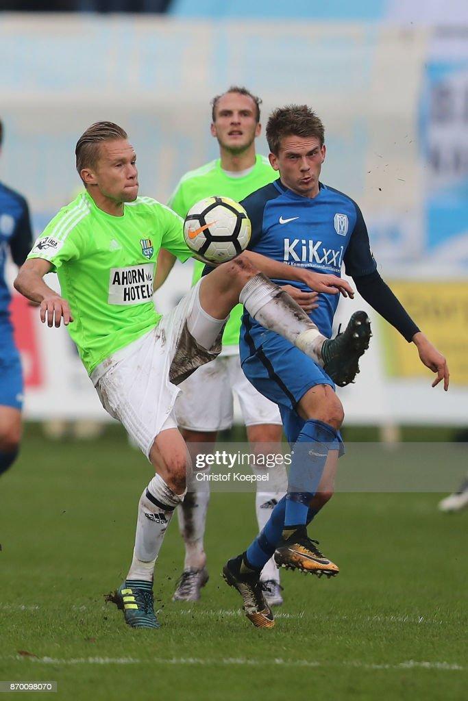 SV Meppen v Chemnitzer FC - 3. Liga