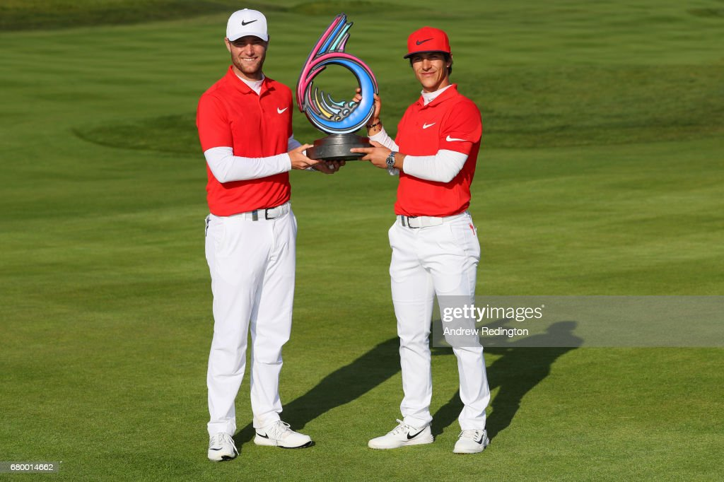 GolfSixes - Day Two : News Photo