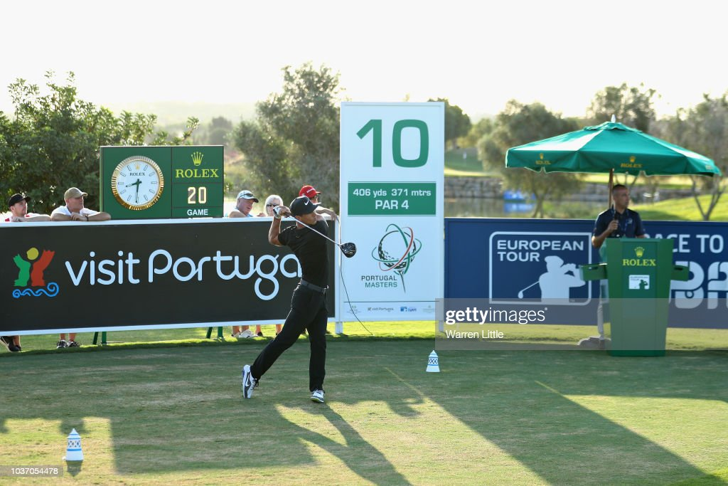 Portugal Masters 2018 - Day Two