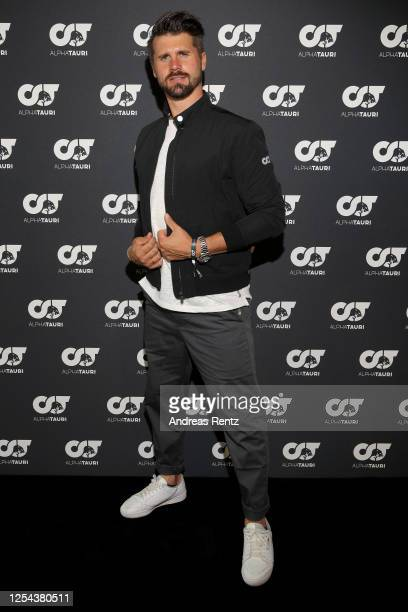 Thore Schoelermann attends the AlphaTauri Collection Preview Spring/Summer 2021 at Hotel Schönberghof on July 04 2020 near Graz Austria AlphaTauri...