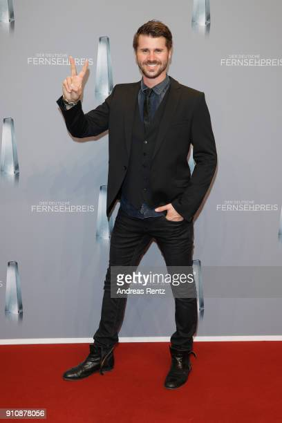Thore Schoelermann attends the German Television Award at Palladium on January 26 2018 in Cologne Germany
