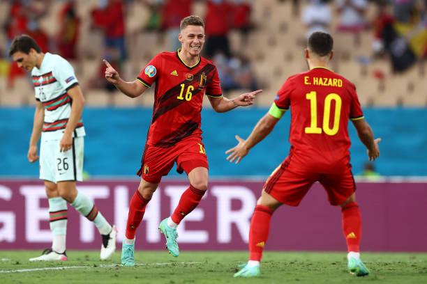 ESP: Belgium v Portugal - UEFA Euro 2020: Round of 16