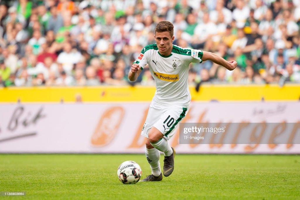 Borussia Moenchengladbach v SV Werder Bremen - Bundesliga : Foto jornalística