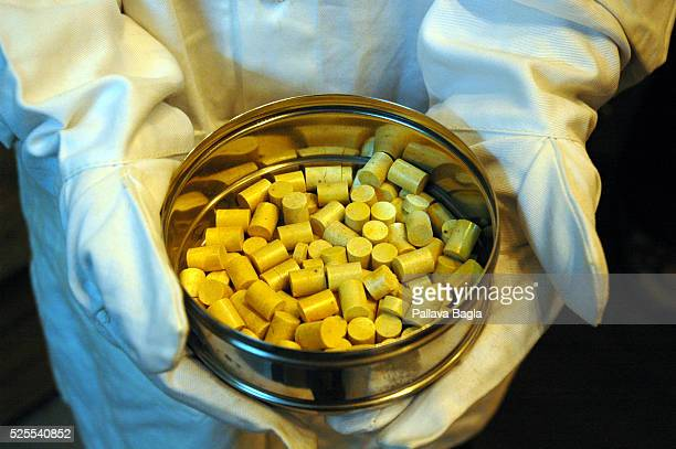 Thorium pellets In India nuclear energy and secrecy literally go hand in hand In a rare treat photographer Pallava Bagla was given exclusive access...