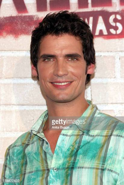 """Thorsten Grasshoff during RTL Introduces The Cast of New Prime Time Soap """"Alles was Zählt"""" - August 18, 2006 in Berlin, Berlin, Germany."""