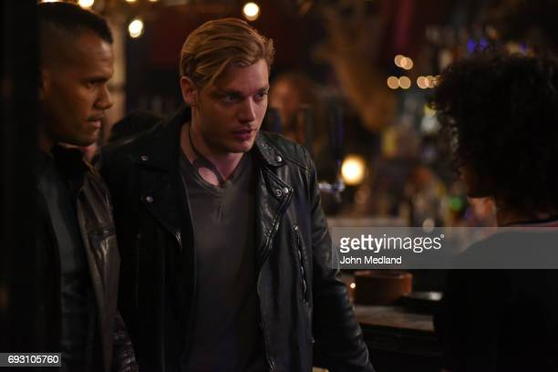 SHADOWHUNTERS 'Those of Demon Blood' After several Shadowhunters are killed The Institute turns to controversial methods to prevent a Downworlder...
