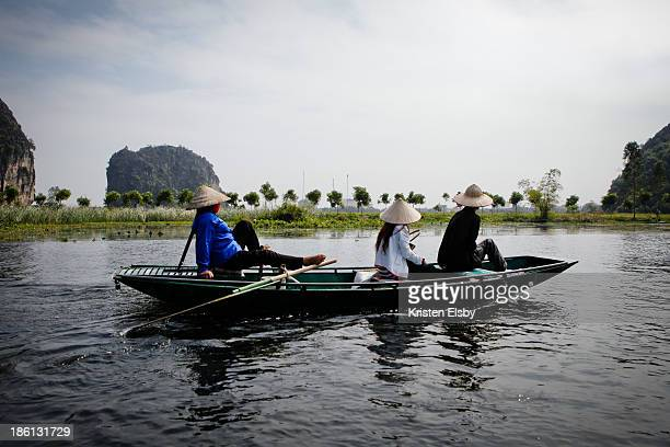 CONTENT] Though far less well known than karstfilled Halong Bay the Tam Coc portion of Ngo Dong River is just as stunning You can hire a boat for a...