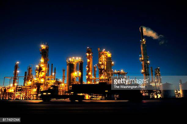 Though oil prices are down, the Valero Three Rivers refinery still converts the oil that is still being pumped in the area. During the boom, the San...