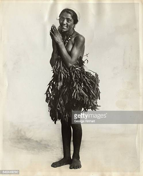 Nude Tribal Women Stock Photos And Pictures  Getty Images-2930