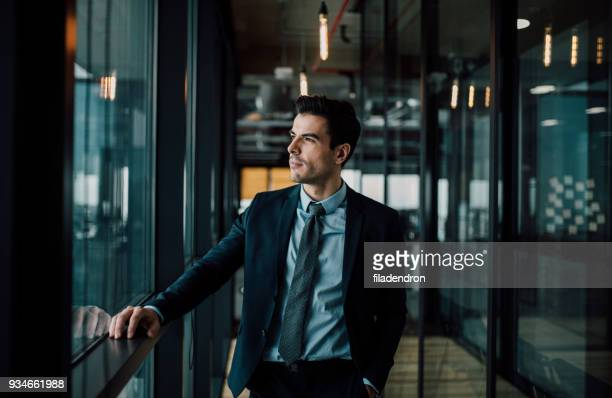 thoughtful businessman - wealth stock pictures, royalty-free photos & images