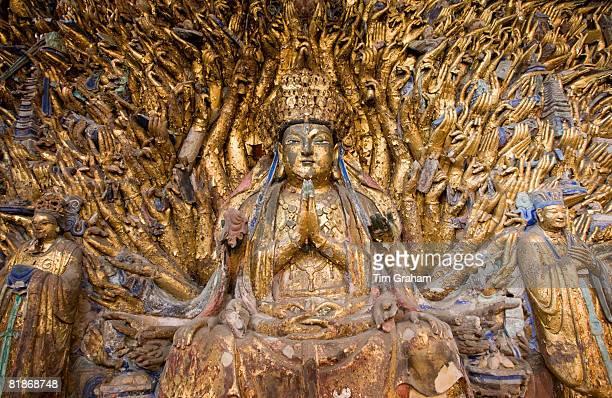 Thousand Hands Buddha, China