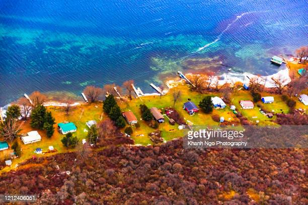 thousand islands, ontario, canada - khanh ngo stock pictures, royalty-free photos & images