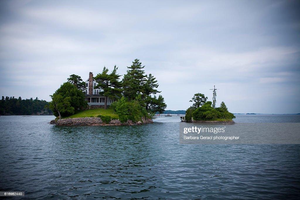 Thousand Islands : Stock Photo