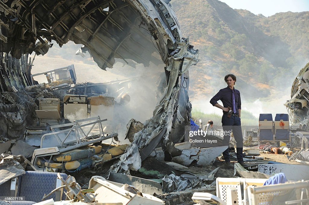 MINDS - 'A Thousand Suns' - The BAU team investigate the crash of a passenger jet in Colorado and build a profile around the suspicious circumstances. Meanwhile, the case reminds Kate of a family tragedy, on 'Criminal Minds' airing on CBS on WEDNESDAY, OCTOBER 15 (9:00-10:00 p.m., ET).