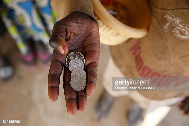 Thousands of boys between 3 and 19, 'talibes', beg on the streets of Senegal for their food and for money to give to the 'teacher' who controls them.