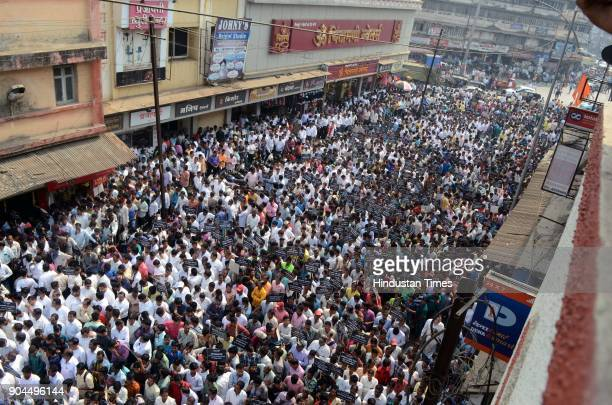 Thousands of builders construction workers and architectures thronged the headquarters of KalyanDombivli Municipal Corporation on Friday to protest...