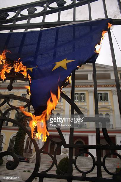 Thousands of Greeks have taken to the streets to show their rejection of the government's proposed austerity measures which are supposed to right the...