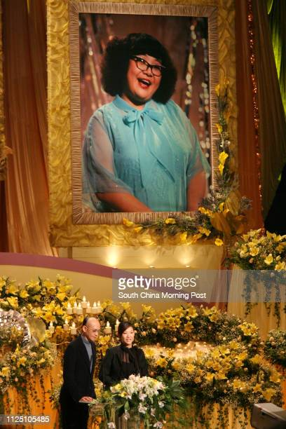 Thousands of Lydia Shum's fans are attending a memorial service being held at the Hung Hom Stadium The veteran actress passed away from cancer...