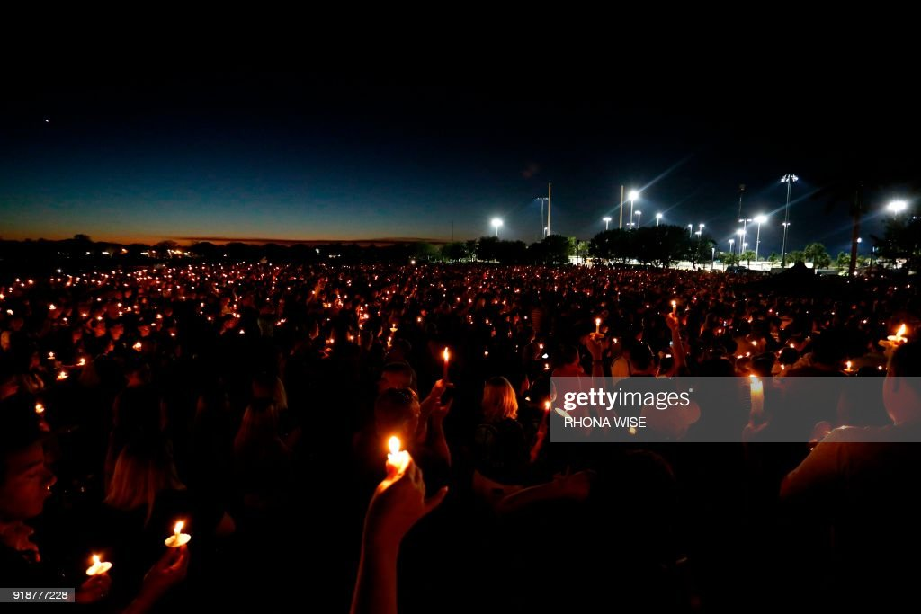 US-SHOOTING-SCHOOL-CRIME : News Photo