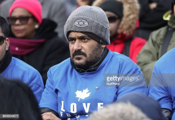 Thousands of people attended an interfaith vigil at Nathan Phillips Square in memory of the 10 people killed and 15 people injured in a deadly van...