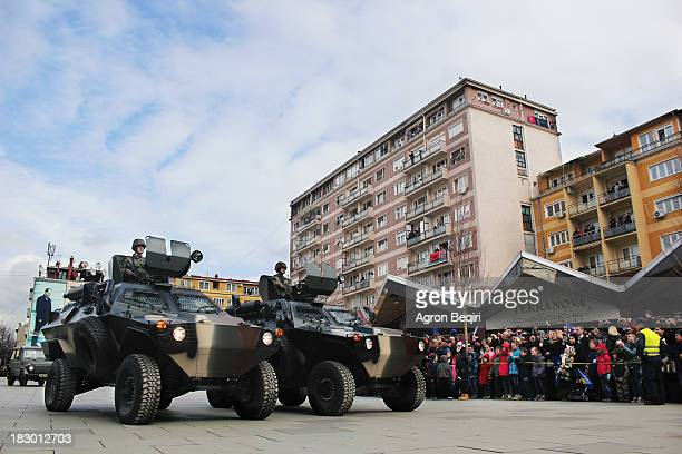 CONTENT] Thousands of people celebrate the 5th anniversary of the independence of Kosovo on the roads but with much less enthusiasm than in 2008 when...