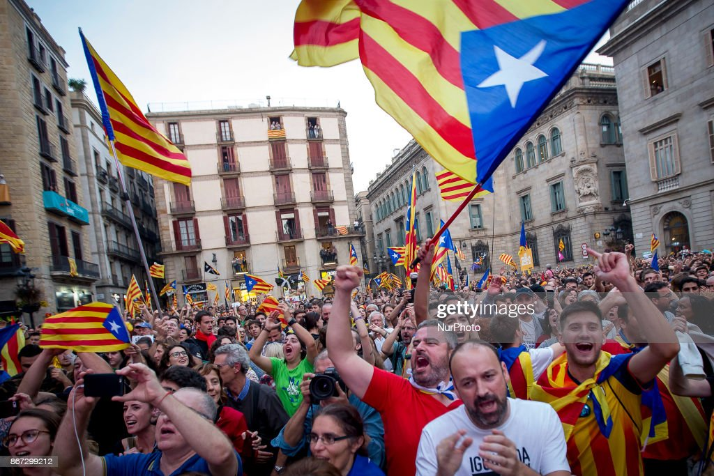 Catalonia's independence : News Photo