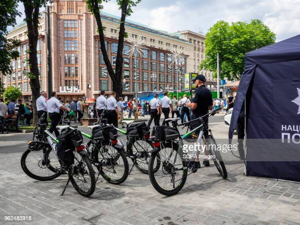 Thousands of policemen on duty to ensure safety for the football fans On Saturday May 26 Kiev will host the finals of the largest and most...