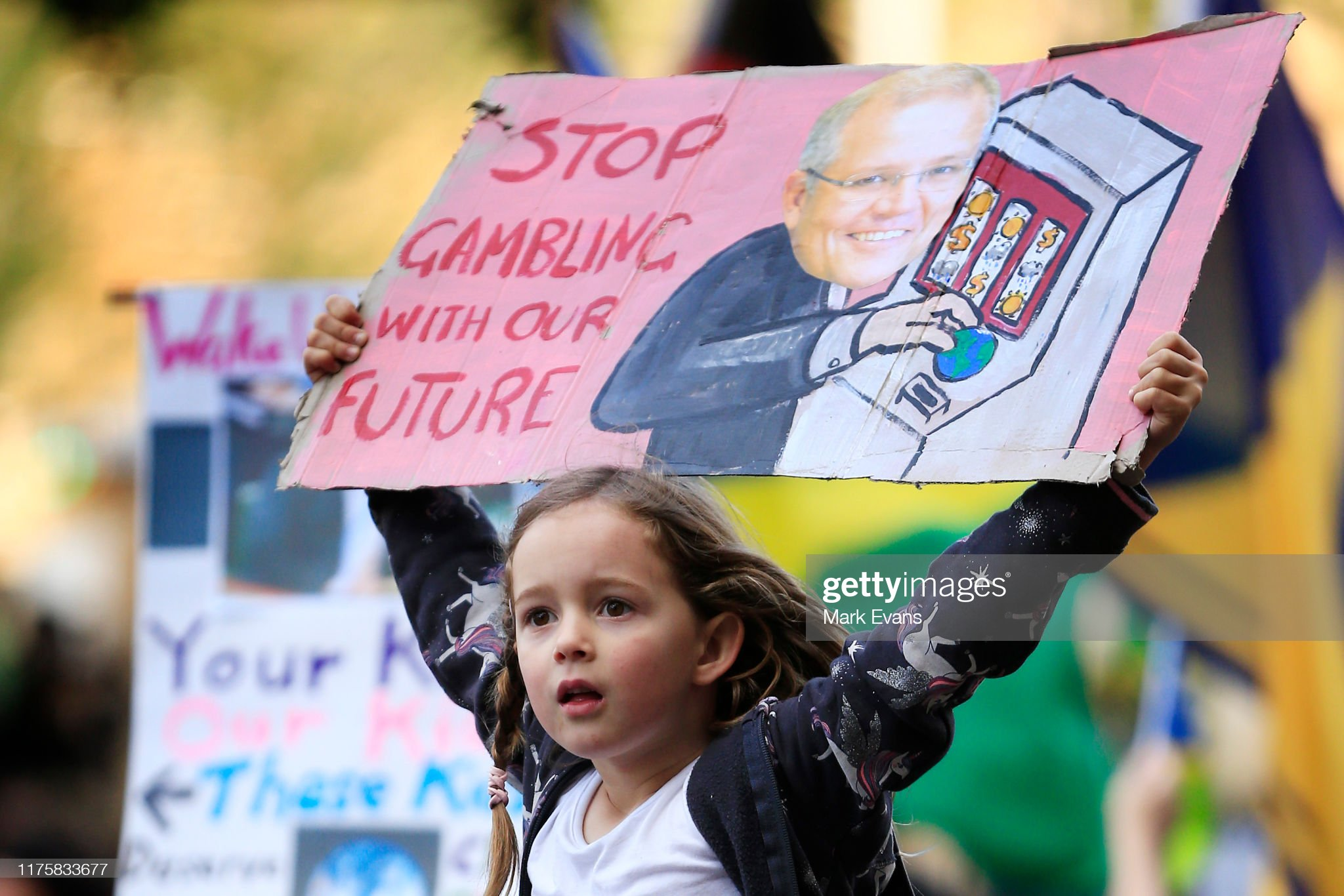Australians Rally For Climate Action As Part Of Global Climate Strike : News Photo