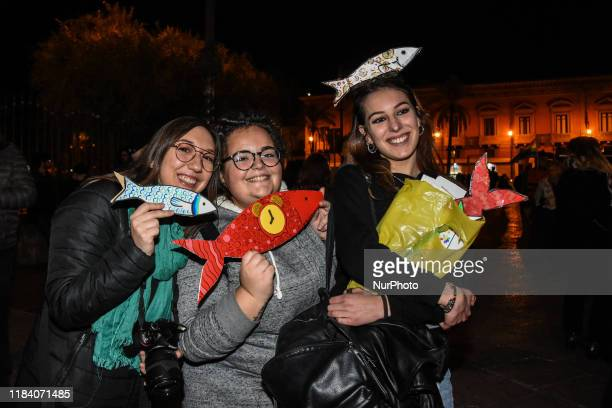 Thousands of Sicilians have joined in a flash mob created by the sardines, a new anti-fascist ideological movement born to challenge the politics of...