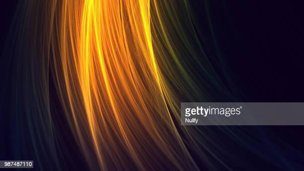 threads of golden light. - leuchtkraft stock-fotos und bilder