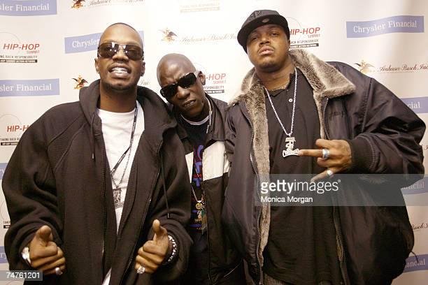 Three 6 Mafia at the Wayne State University's Bonstelle Theatre in Detroit Michigan