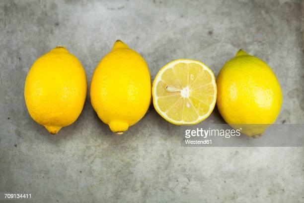 Three and a half lemon