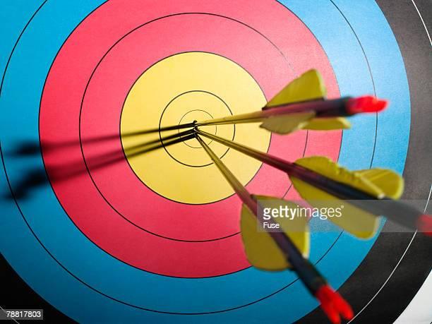 Three Arrows Dead Center