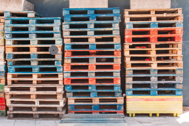 timber pallets for sale