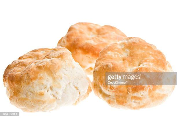 three biscuits - biscuit stock photos and pictures
