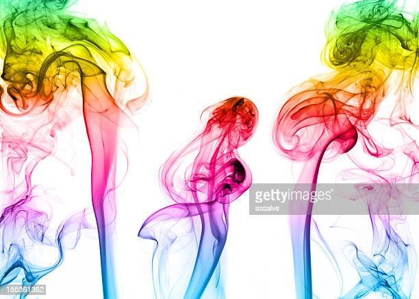 three candels smoke