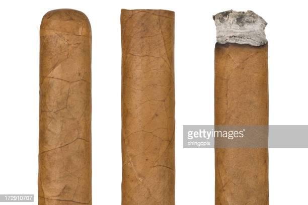 Drei Zigarren