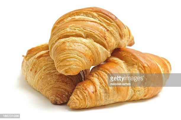 Three croissants