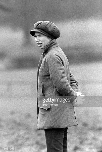 Three day Eventing Princess Anne of Great Britain